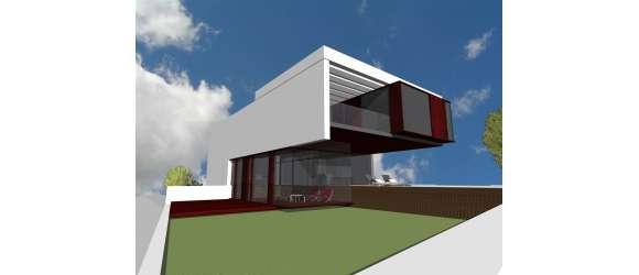 Habitatge unifamiliar aïllat a La Sénia. Unifamiliar 1