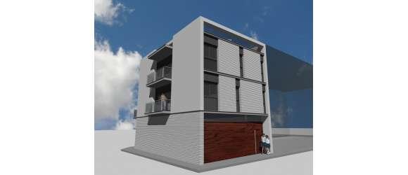 Habitatge unifamiliar aïllat a Masdenverge. Unifamiliar 1