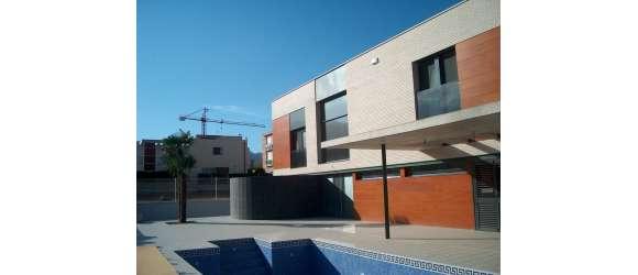 Habitatge unifamiliar aïllat a Sant Carles de la Ràpita. Unifamiliar 1
