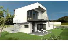 Habitatge unifamiliar aïllat a Quart (Girona) -