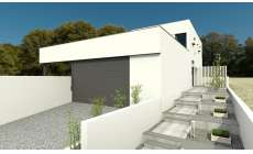 Habitatge unifamiliar aïllat a Quart (Girona). Unifamiliar