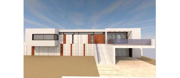 Habitatge unifamiliar aïllat. Unifamiliar 1